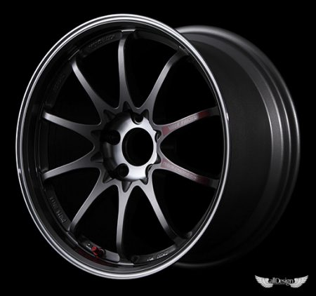 Llantas Volk Racing CE28SL (Super Lap) Pressed Graphite by Rays Engineering