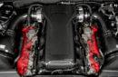 Sistema de Admisión Eventuri para Audi RS4 V8 (B8) en Fibra de Carbono
