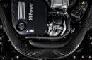 Sistema de Admisión Eventuri para BMW M4 (F82 & F83) en Fibra de Carbono