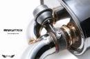Sistema de Escape Armytrix F1 Valvetronic para Audi A7 V6 3.0 TFSI (C7)