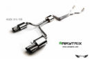 Sistema de Escape Armytrix F1 Valvetronic para Audi S4 V6 3.0 TFSI (B8 & B8.5)