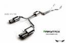 Sistema de Escape Armytrix F1 Valvetronic para Audi S5 V6 3.0 TFSI (B8.5)