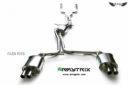 Sistema de Escape Armytrix Valvetronic para Audi RS4 V8 4.2 FSI (B8)