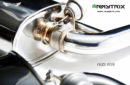 Sistema de Escape Armytrix Valvetronic para Audi RS5 V8 4.2 FSI (B8)