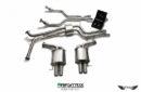 Sistema de Escape Armytrix Valvetronic para Audi RS6 V8 4.0 Twin Turbo (C7)