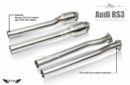Sistema de Escape Fi Exhaust (Frequency Intelligent Valvetronic) para Audi RS3 (8V)