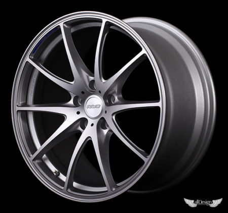 LLantas Volk G25 Limited Edition by Rays Engineering