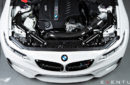 Sistema de Admisión en Fibra de Carbono Eventuri para BMW M2 (F87)