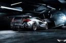 Alerón Trasero 570-VX Vorsteiner en Fibra de Carbono para McLaren 570S