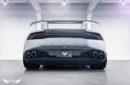 Alerón Trasero Tipo GT Verona Vorsteiner en Fibra de Carbono para Lamborghini Huracan