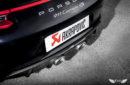 Difusor Trasero en Fibra de Carbono Akrapovic para Porsche 911 Carrera S/4/4S/GTS (991.2)