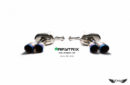 Sistema de Escape Armytrix Valvetronic para BMW 535i (F10/F11) Sedan & Touring