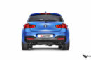Sistema de Escape Akrapovic Evolution para BMW M140i (F20/F21)