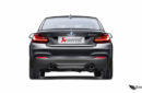 Sistema de Escape Akrapovic Evolution para BMW M240i (F22/F23)