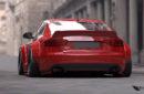 Wide Body Kit Liberty Walk para Audi A5 & S5 (B8) LB-Works