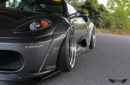 Liberty Walk Ferrari F430 LB Performance Wide Body Kit LB WorksWalk Ferrari F430 LB Performance Wide Body Kit LB Works