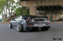 Liberty Walk Ferrari F430 LB Performance Wide Body Kit LB Works