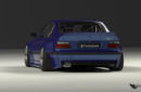 Wide Body Kit Pandem Rocket Bunny BMW M3 (E36)