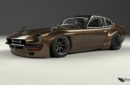 Wide Body Kit Pandem Rocket Bunny para Datsun 240Z (Nissan Fairlady Z S30)