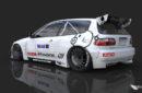 Wide Body Kit Pandem Rocket Bunny Honda Civic (EG)