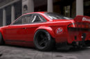 Wide Body Kit Pandem Rocket Bunny Nissan 200SX Silvia (S14)