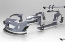 Wide Body Kit Pandem Rocket Bunny para Toyota GT86 & Subaru BRZ
