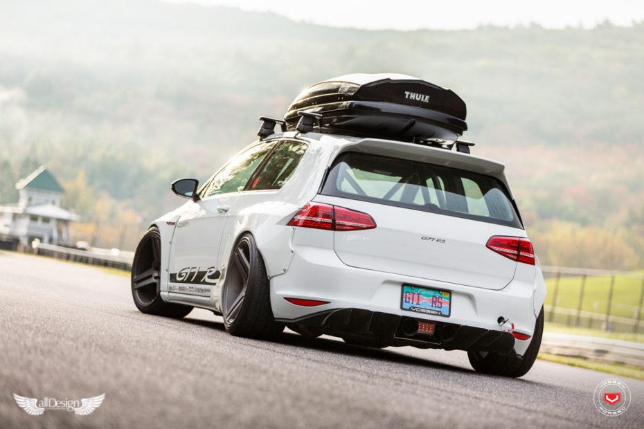 Volkswagen Golf Gti Mk7 Pandem Rocket Bunny Llantas