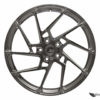 Llantas BC Forged EH168 Dark Brushed Black Tint