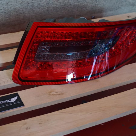 Opticas Traseras LED Red Smoke Dectane DEPO Homologadas para Porsche 911 (997 MK1)